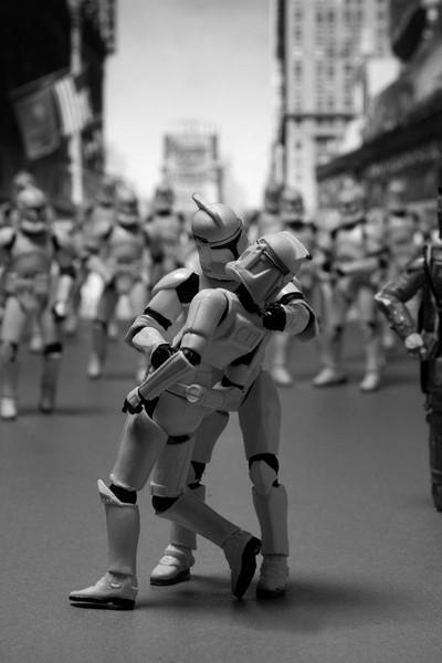 Серия фотографий 365 days of clones от Дэвида Эгера (David Eger)