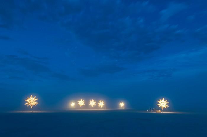 Starlight – созвездие Орион в калифорнийской пустыне