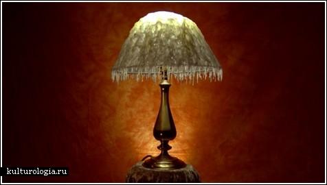Метаморфозы настольной лампы