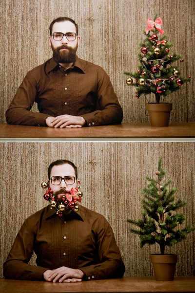 Странные рождественские елки от Jjoo Design