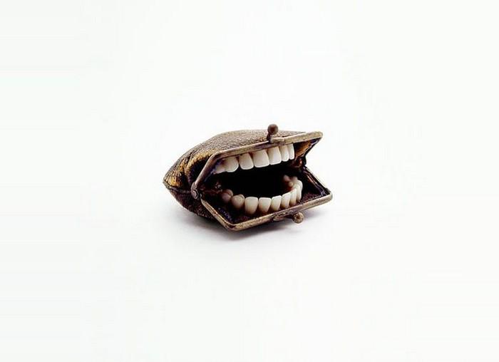 Гиперреалистический сюрреализм от Нэнси Фоутс (Nancy Fouts)