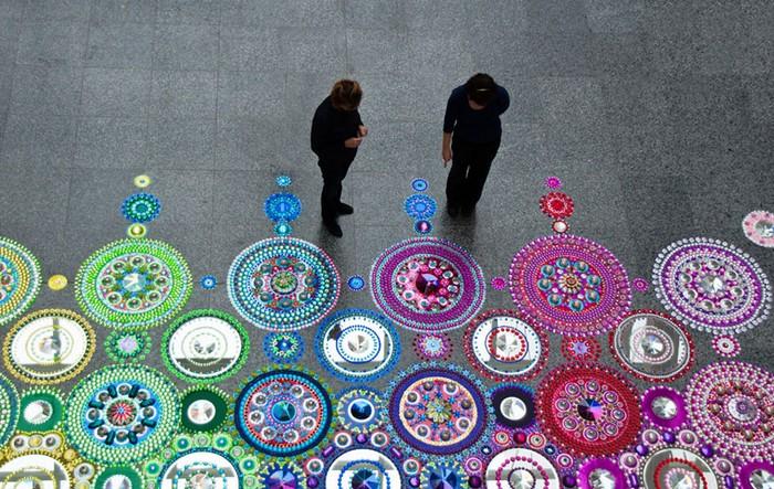 Кристаллические калейдоскопы: необычное творчество Сьюзан Друммен (Suzan Dummen)