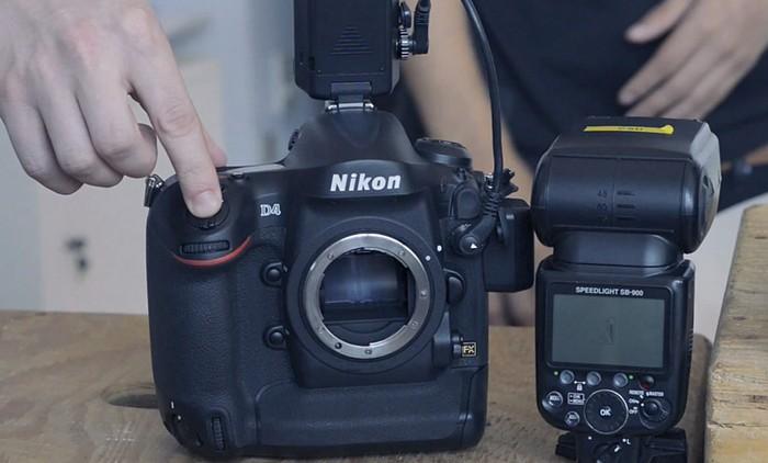 Nikon Symphony – музыка, записанная при помощи тридцати фотоаппаратов Nikon