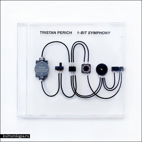 Однобитная симфония от Тристана Перича (Tristan Perich)