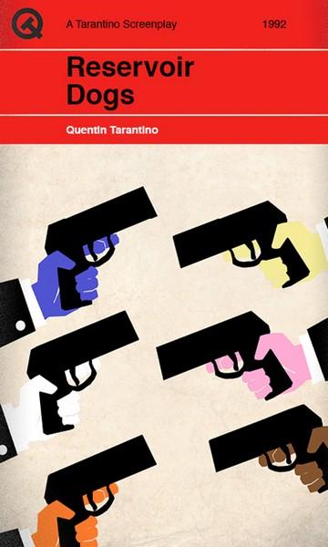 Бешенные псы. Quentin Tarantino Screenplays от Sharm Murugiah