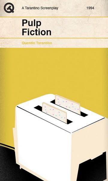 Криминальное чтиво. Quentin Tarantino Screenplays от Sharm Murugiah