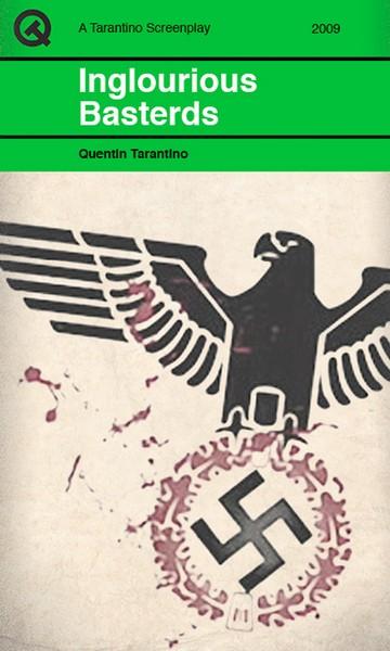 Бесславные ублюдки. Quentin Tarantino Screenplays от Sharm Murugiah