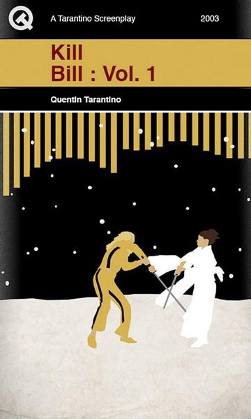 Убить Билла-1. Quentin Tarantino Screenplays от Sharm Murugiah