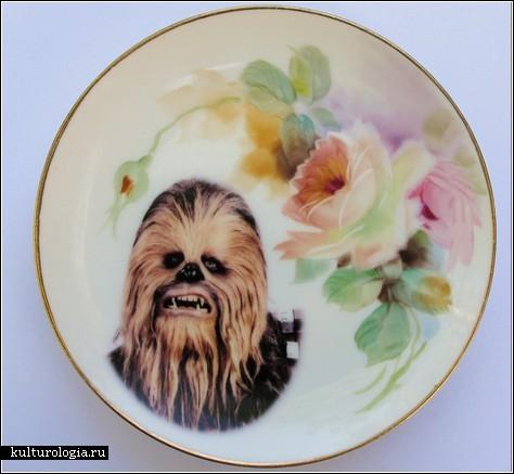 Керамика в стиле «Звездных Войн»