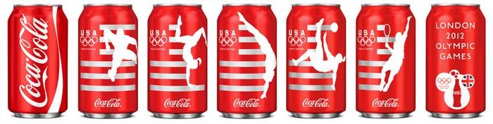 Team USA Coca-Cola – напиток, посвященный Олимпийской Сборной США