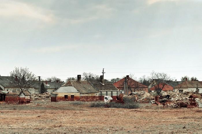 The Line – фотопортрет одной катастрофы