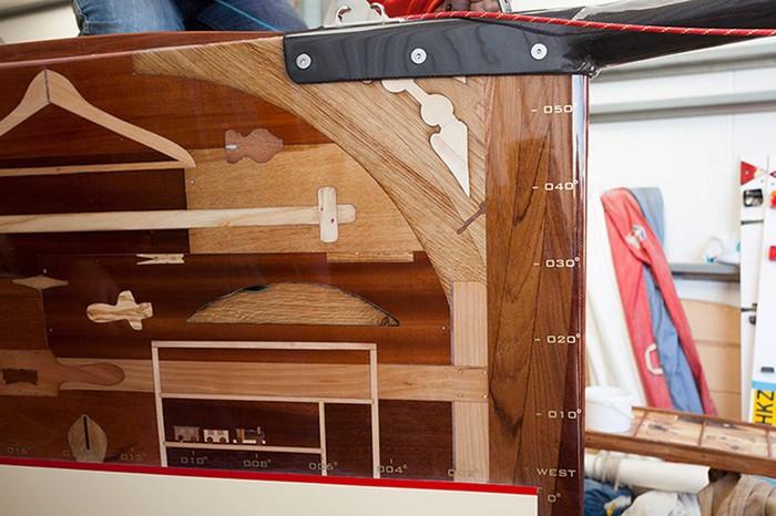 Яхта Boat Project от Lone Twin