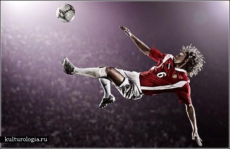 Спорт – современная героическая живопись