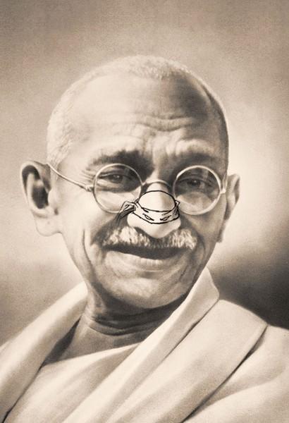 Черепашки-ниндзя на наших лицах