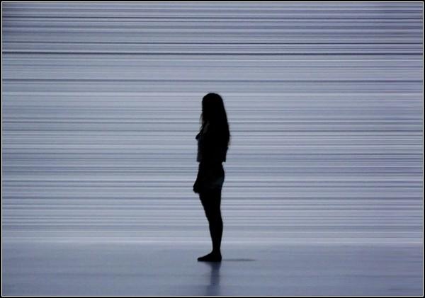Светомузыкальное пространство Transfinite от Редзи Икеды (Ryoji Ikeda)