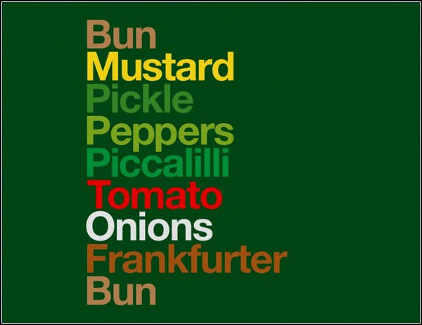 Плакаты «Type Sandwiches»: лучше, чем кулинарная книга