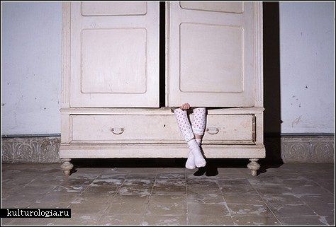 Голова, хвост… Главное – ноги! Страсть фотохудожника Джулиана Хиббарда