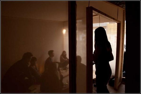 Жизнь в лондонском тумане. Проект Urban Fog от Atelier Chanchan