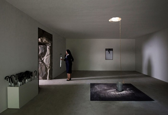 Даная. Инсталляция Вадима Захарова на Венецианской биеннале