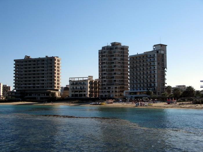 Город-призрак Вароша – зона отчуждения на Кипре
