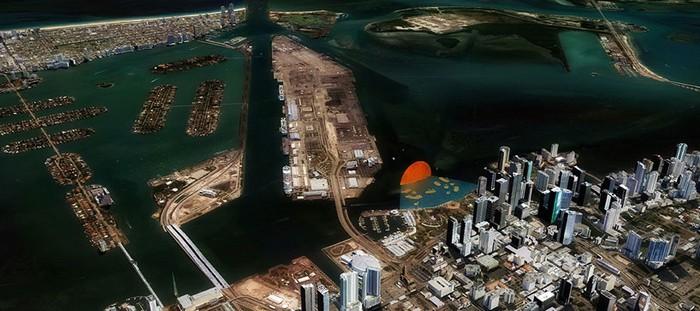The Miami Sun – отель в Майами в виде восходящего Солнца