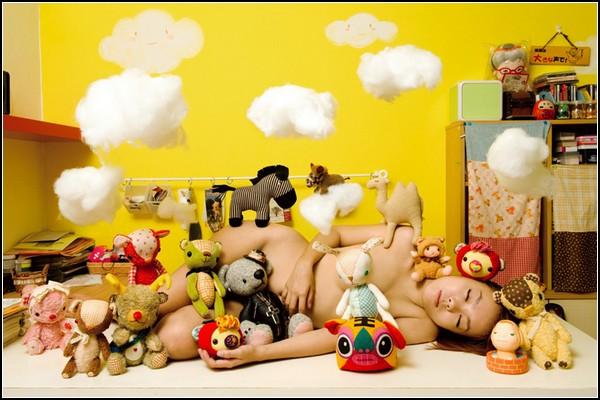 Конфиденциальные фантазии в работах Wang-Chien Yang
