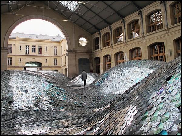 Wastelandscape – застывшие 500 квадратных метров музыки