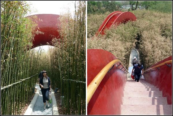 Сад 10 тысяч мостов от West 8