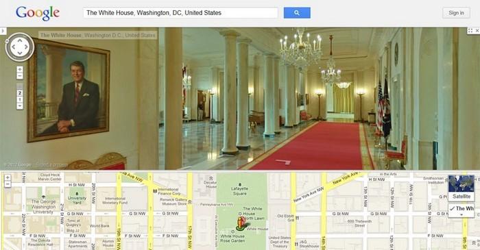 Google Street View �������� � �� ������ ����