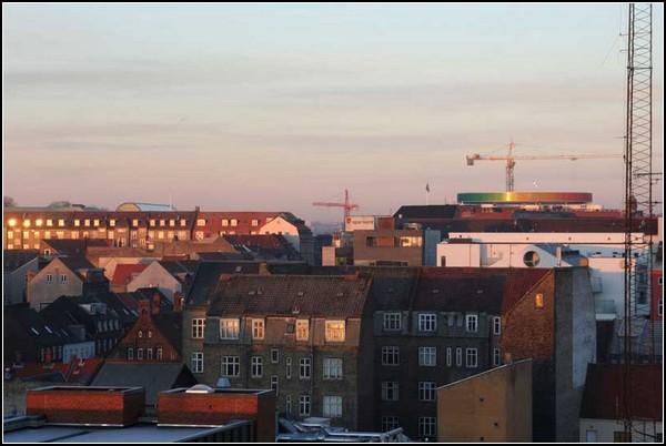 Радужная панорама от Олафура Элиассона (Olafur Eliasson)