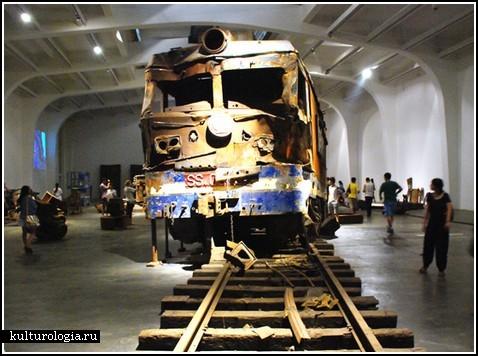 Тоннель надежды – концептуальная инсталляция от Чжан Хуаня (Zhang Huan)