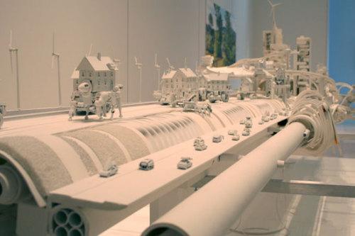 «Мобильный город» от terreform 1