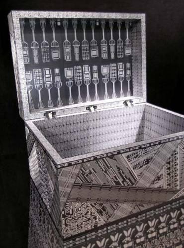 «Ископаемая электроника» Тео Kамеке