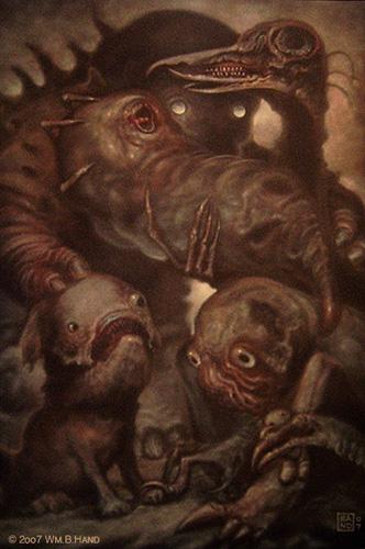 Безобидные кошмары Уильяма Хэнда