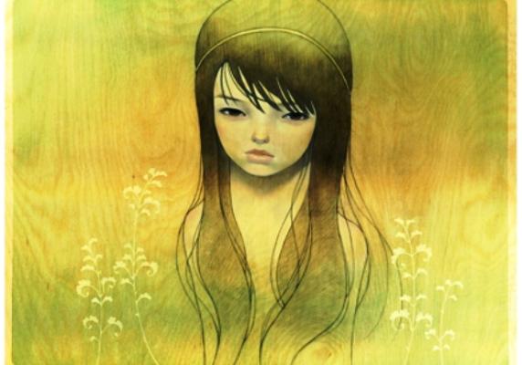 Нежные красавицы от Одри Кавасаки
