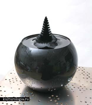 Магнитное поле как произведение искусства: инсталляции Sachiko Kodama