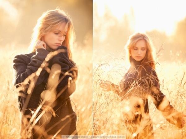 Девушки-стихии – фотографии Константина Шамина.