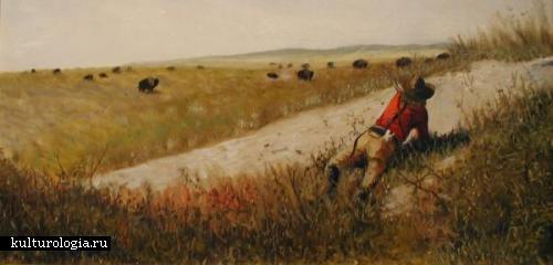 Лошади, ковбои и настоящий Western от Ron Emig.