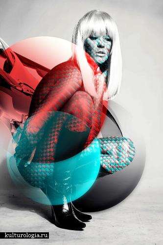 Цифровой боди-арт: ядерная смесь от Джастина Мэдлера (Justin Maller)
