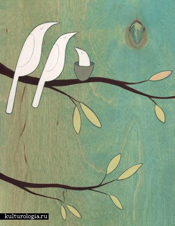 Стильные доски от Kristiana Parn.