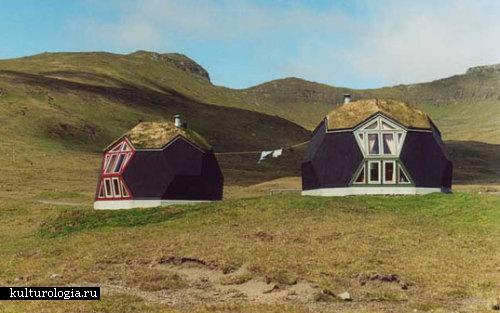 Экологически-чистые сборные дома датских мастеров