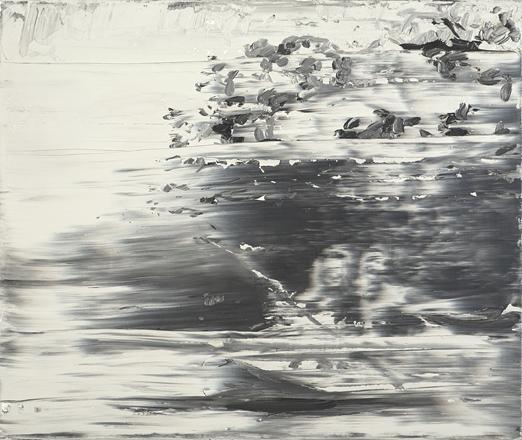Замутненный взгляд Andy Denzler в его размытых картинах