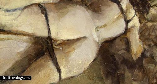 Масляные краски и Digital art: комбинированная техника Эщли Вудса (Ashley Wood)