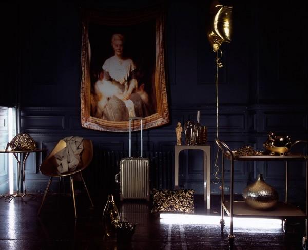 Beth Evans и красота внутреннего убранства
