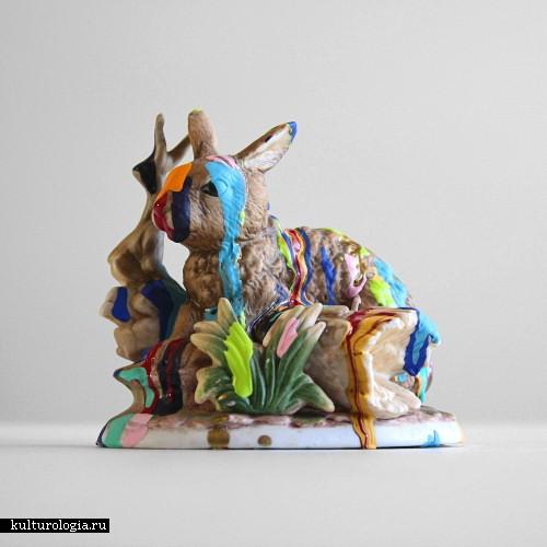 Chad Wys и его радикальное искусство..или неискусство.