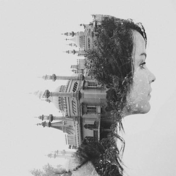 Dan Mountford создает концепцию, совместив два  неконцептуальных снимка