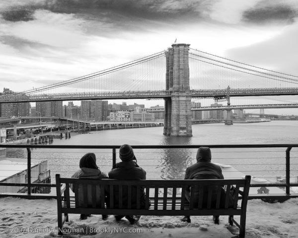 Нью-Йорк глазами его жителя: фотографии Daniel A. Norman