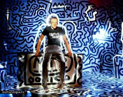 Психоделические световые фото (фризлайт) от Дина Чемберлена (Dean Chamberlain)