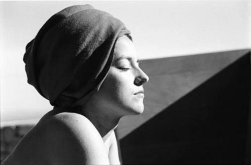 Искренность чувств в черно-белых фото Донаты Вендерс  (Donata Wenders)