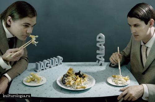 Удивительные фото, нестандартная реклама и другие работы  Аndrea Giacobbe